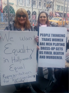 transequality march hollywood